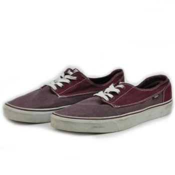 Mens Maroon Shoes