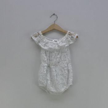 Baby Girl Bodysuit Top