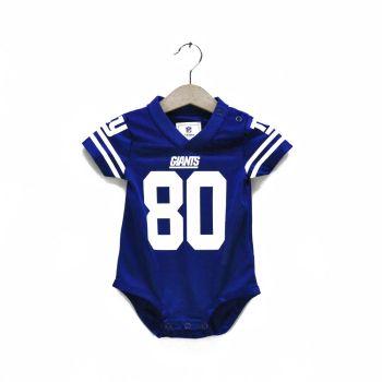 Boys Giants Newborn Bodysuit