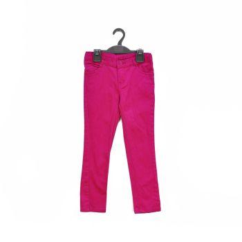Girls Skinny Adjustable Waist Pants