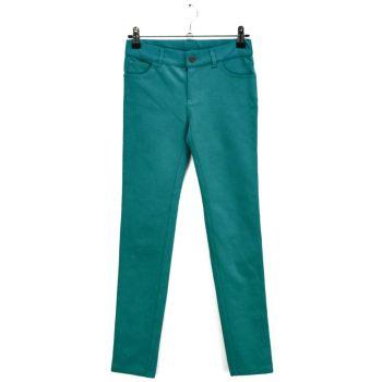 Girls Adjustable Waist Stretch Pants