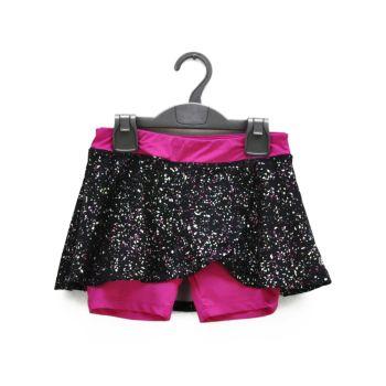 Girls Printed Sports Skirt