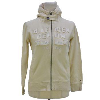 Girls Tommy Hilfiger Full Zip Hooded Jacket