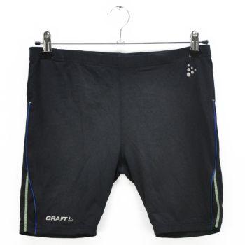 Mens Black Cycling Shorts