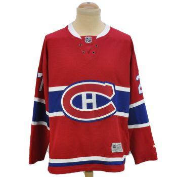 NHL Montreal Canadiens Galchenyuk 27 Hockey Jersey Vintage