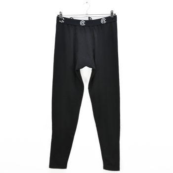 Mens Black Training Pants