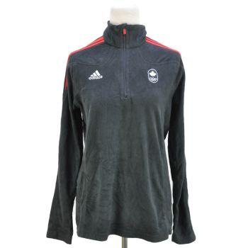 Adidas Olympic Canada Fleece Jacket Vintage