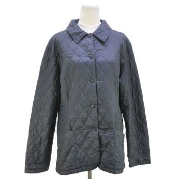 Barbour Quilted Snap Jacket Vintage