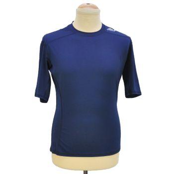 Mens Navy Compression T-Shirt