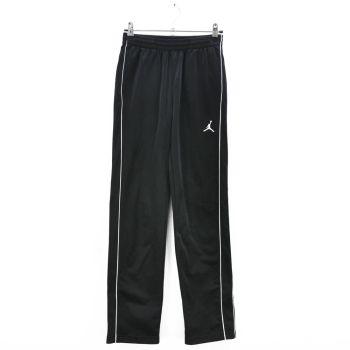Boys Black Jordan Track Pants