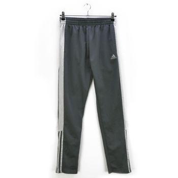 Boys Gray Adidas Sports Pants