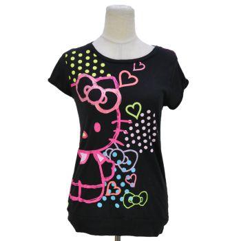 Girls Hello Kitty Graphic T-Shirt