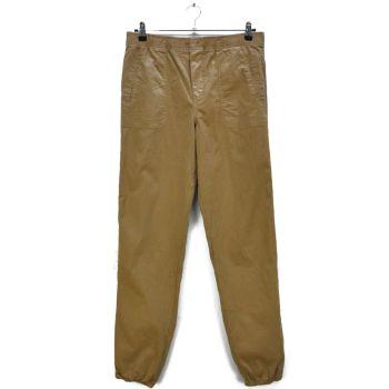 Boys Brown Jogger Pants