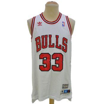 Vintage NBA Chicago Bulls Pippen 33 Jersey
