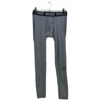 Mens Compression Gray Training Pants
