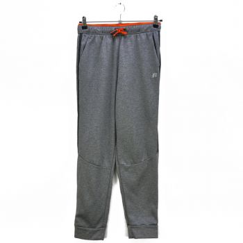 Boys Gray Jogger Pants