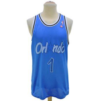 Vintage Orlando Hardaway #1 Jersey