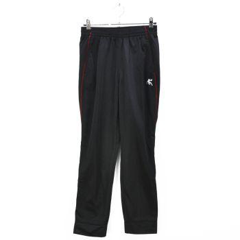 Boys Black Track Pants