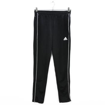 Boys Adidas Black Sports Pants