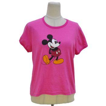 Girls Disney Pink T-Shirt