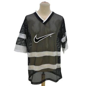 Vintage Nike Black Mesh Jersey