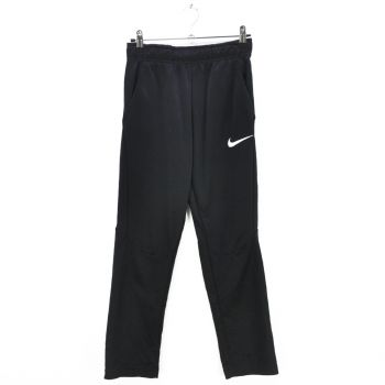 Boys Swoosh Embroidered Logo Nike Sports Pants