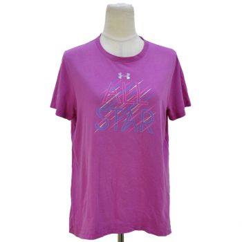 Girls Heatgear All Star Printed T-Shirt