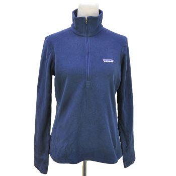 Vintage Ladies Patagonia Half Zip Fleece Jacket
