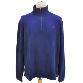 Vintage Polo Ralph Lauren Half Zip Sweater