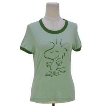 Girls Peanuts Printed T-Shirt