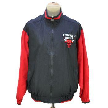 Vintage Chicago Bulls Windbreaker Jacket First Pick