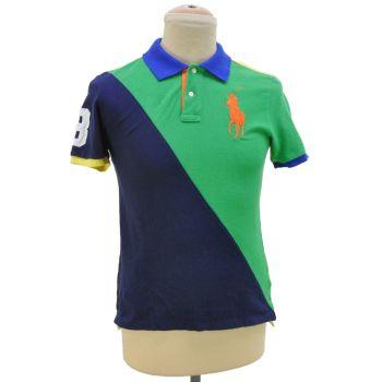Boys Polo Collar T-Shirt