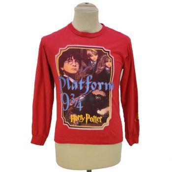 Boys Harry Potter Hogwarts Graphic T-Shirt