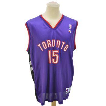 Vintage Champion Toronto Carter # 15 Jersey