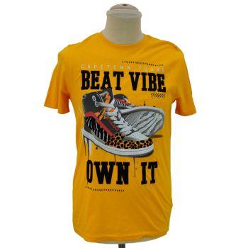 Boys Heat Vibe Own It Graphic T-Shirt