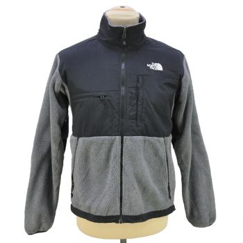 Vintage The North Face Full Zip Fleece Sweater