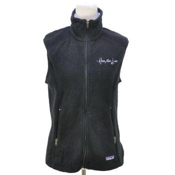 Vintage Patagonia Synchilla Hampton Lake Full Zip Fleece Sleeveless Jacket Vest