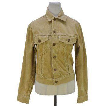 Vintage Levi's Slim Fit Big E 1960's Corduroy Jacket