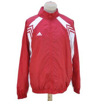 Vintage Adidas Full Zip Windbreaker Jacket
