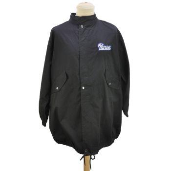 Vintage New England Patriots Full Zip & Button Jacket