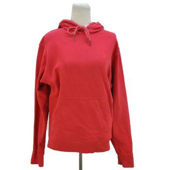 Ladies Champion Red Pullover Hoodie