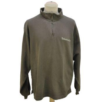 Vintage Timberland 1/4 Zip Pullover Jacket