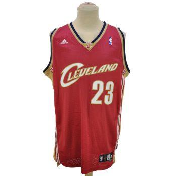 Vintage Adidas NBA Cleveland James 23 Jersey
