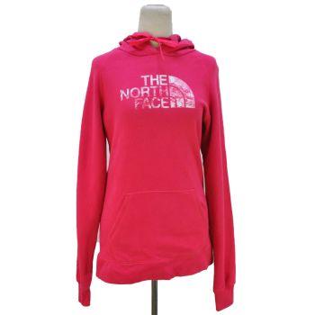 Ladies The North Face Pink Hoodie