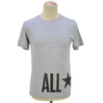Boys Gray Short Sleeve T-Shirt