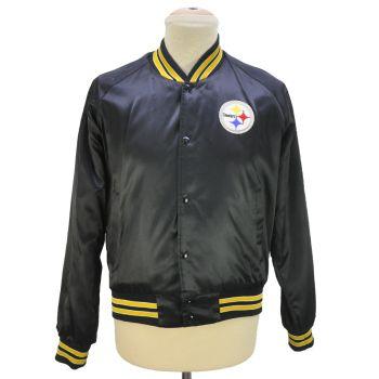 Vintage Chalk Line Pittsburgh Steelers Snap Button Jacket