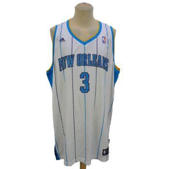 Vintage Adidas NBA New Orleans Paul # 3 Jersey