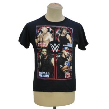 Boys WWE Crewneck T-Shirt